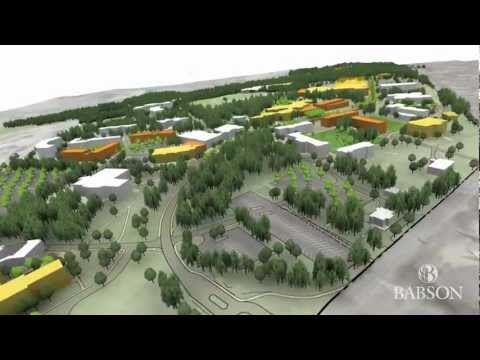Babson College Campus Master Plan
