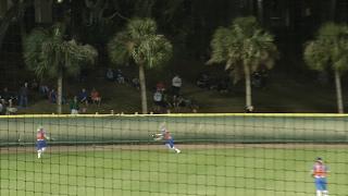 Florida Softball - McLean Diving Catch thumbnail