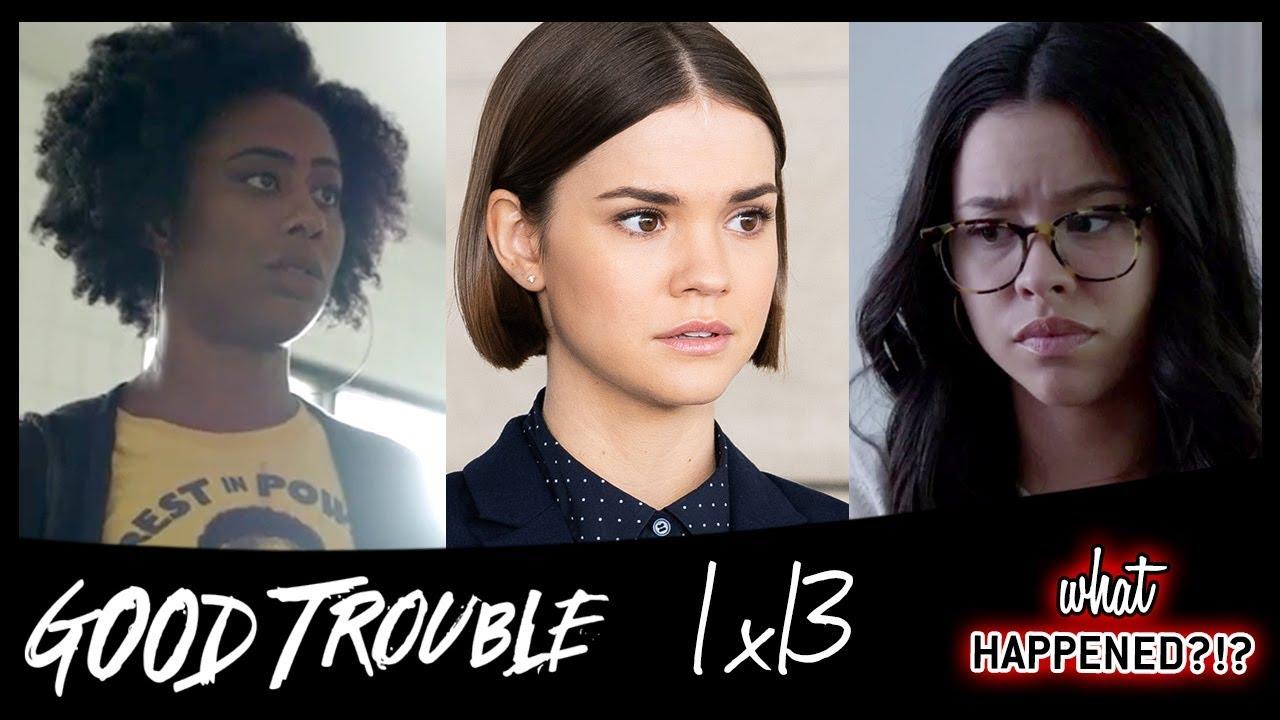 "Download GOOD TROUBLE Season 1 Finale Explained - ""Vitamin C"" 1x13 Recap"