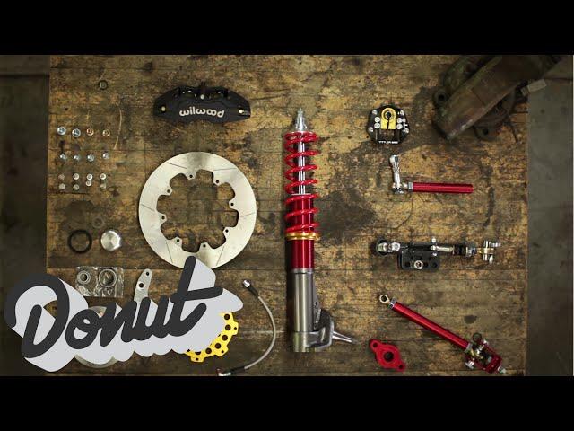 Drift Car Dynamics w/ Chris Forsberg and Jason Fenske (Engineering Explained) Pt. 1 | Donut Media