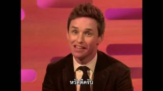 [Sub Thai] Graham Norton Show Bryan Cranston, Eddie Redmayne, Benedict Cumberbatch's dating video