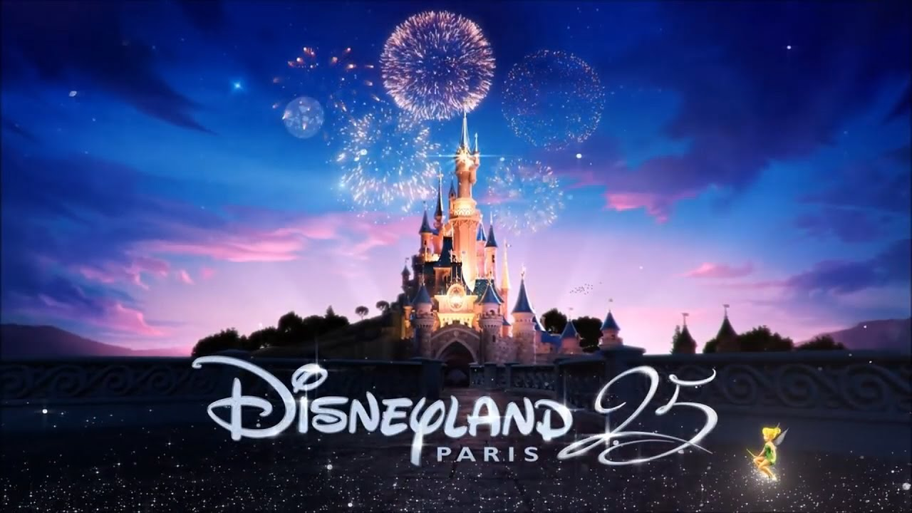 new disneyland paris 25th anniversary song everydays a celebration april 12th 2017