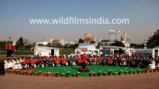 The great Indian police band show