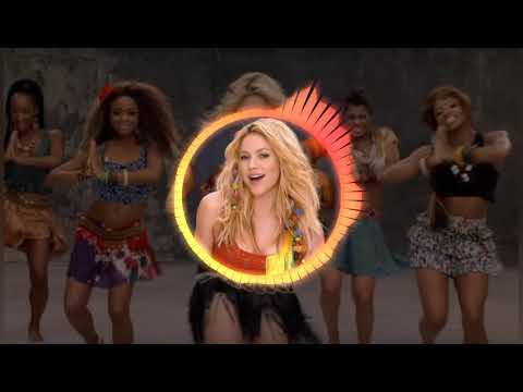 Shakira Waka Waka Mix dj wasik remix