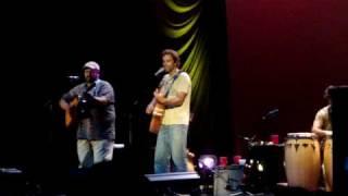 Jack Johnson Constellations - Banana Pancakes Hawaii Theatre Nov 2009