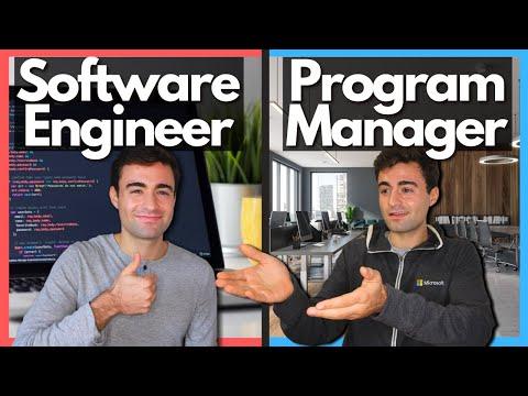 Software Engineer vs. Program Manager