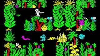 Sabre Wulf Walkthrough, ZX Spectrum