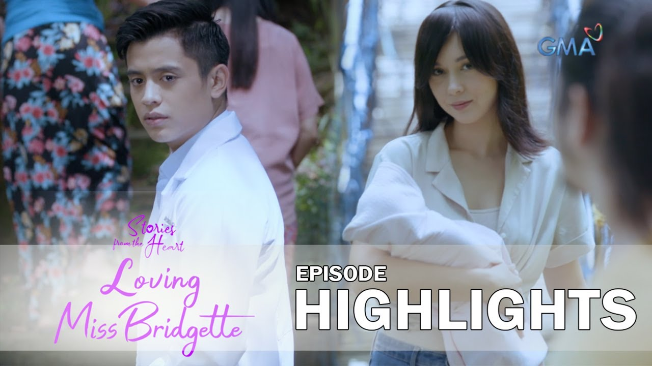 Download Loving Miss Bridgette: New beginnings for the old lovers | Stories From The Heart (Finale)