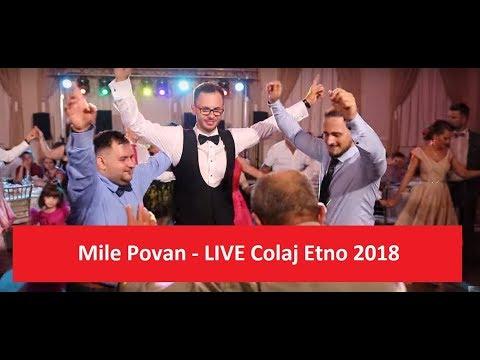Mile Povan - Astăzi beau si mă petrec || Toţi băieţii azi ne-am strâns (Live Etno 2018)