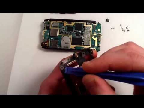 Nokia N8 Connect USB cable to device repair