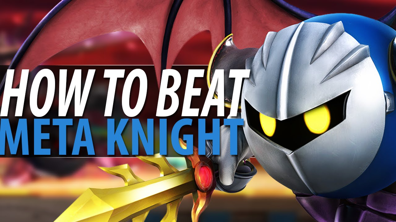 How To Beat: Meta Knight (For Beginners) - Super Smash Bros Wii U - ZeRo