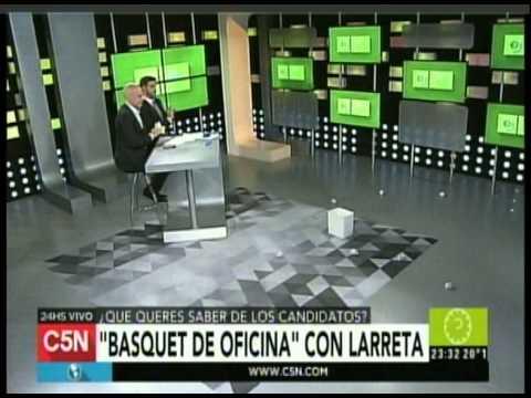 C5N  -POLITICA: ENTREVISTA A FONDO CON HORACIO RODRIGUEZ LARRETA (PARTE 2)
