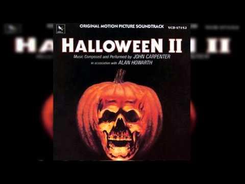 "Halloween II - Soundtrack 10 ""The Shape Stalks Again"" - HD"