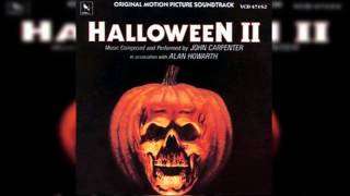 "Halloween II - Soundtrack 10 ""The Shape Stalks Again"" - HD"