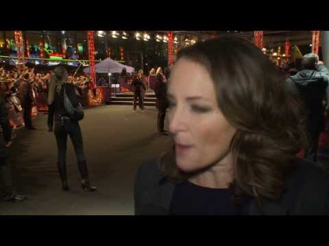 The Hunger Games: Catching Fire: Nina Jacobson Berlin Premiere Interview