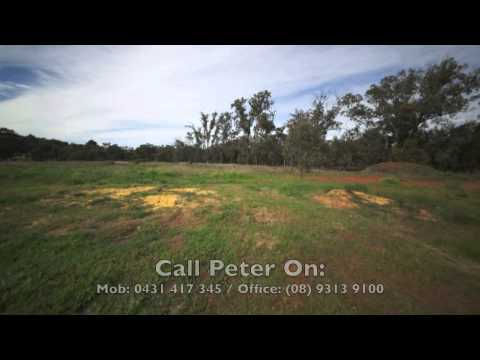 Development Opportunity in Bindoon - for sale by Peter Taliangis 0431 417 345 Real Estate Perth