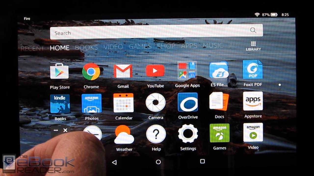 Install Google Play Store on Fire Tablets, Super Easy Method
