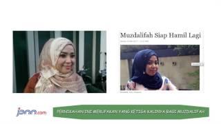Akhirnya Muzdalifah Akhiri Masa Jandanya - JPNN.COM