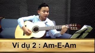 Phần 4. Các câu nối, câu chuyển tiếp - Giáo trình Guitar Bolero Văn Anh
