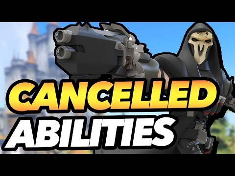 5 Abilities That Got CANCELLED From Overwatch