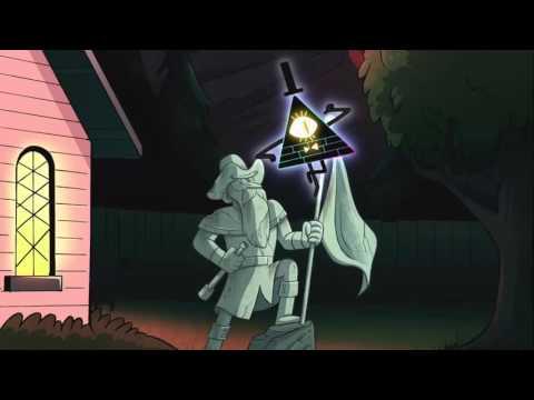 Gravity Falls - Weirdmageddon Part 1 Soundtrack: Cold Open