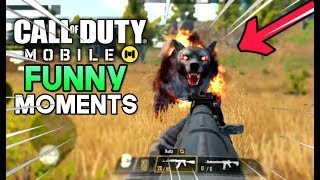 Call Of Duty Mobile - Battle Royale Mode Funny Moments (Compilation)