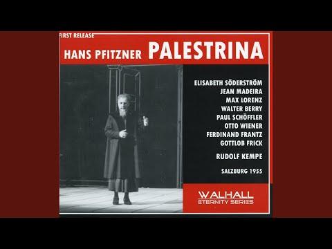 Palestrina: Act II: Ach ja, ein schoner Tag! Ein Gottestag (Novagerio)