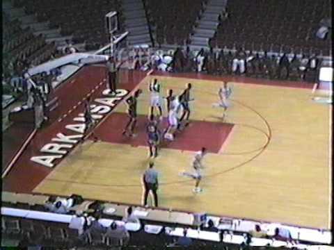 2001 Fayetteville High School Basketball Highlights