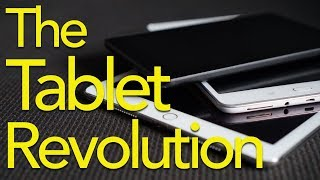 What Happened to the Tablet Revolution? | TDNC Podcast #85