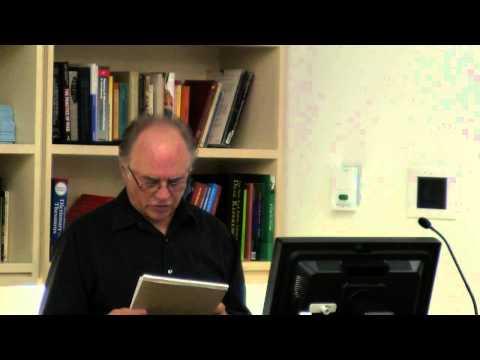 Radical Democracy Conference 2013 - Keynote Talk by William E. Connolly