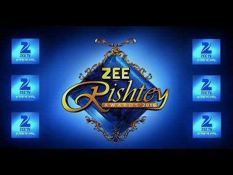 Zee Rishtey Awards 2016  Title Track  Promo  Jassi Maan  ZEE TV
