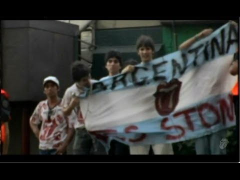 The Rolling Stones - Salt of the Earth Tour - Documentary Chapter 4/5 (Italy/Buenos Aires) Thumbnail image