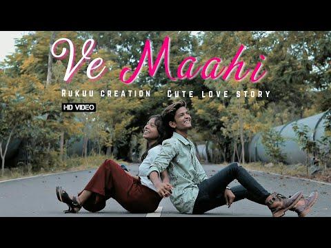ve-maahi-|-tere-bin-nahi-lagda-|-cutest-crush-story-|-love-mashup-|-yuvraj-&-cathleen.