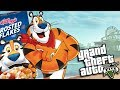 "GTA 5 Mods - FROSTED FLAKES ""TONY THE TIGER"" MOD (GTA 5 Mods Gameplay)"