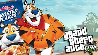 GTA 5 Mods - FROSTED FLAKES