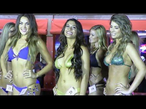 WingHouse Swimwear Pageant - 2015 Daytona Bike Week