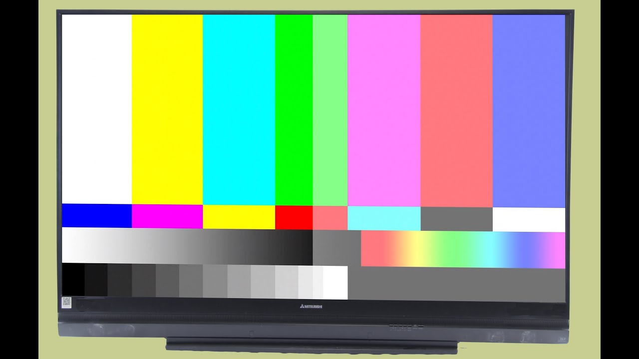 maxresdefault mitsubishi color distortion how to replace dlp color wheel tv  at couponss.co