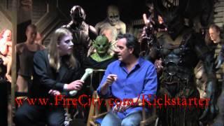 Video Darkest Jack talks with Tom Woodruff, Jr. about Fire City download MP3, 3GP, MP4, WEBM, AVI, FLV November 2017
