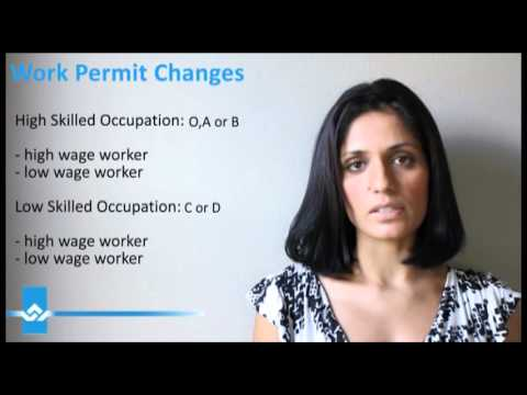 Canada Work Permit Changes