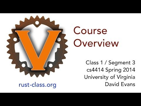 Operating Systems: Course Overview