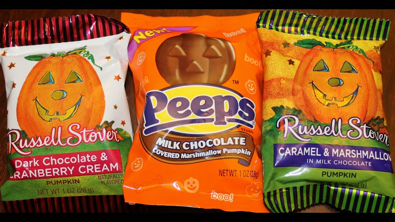 russell stover cranberry cream, peeps chocolate covered & russell
