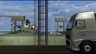 Euro Truck Simulator & Scania Truck Driving Simulator (PC)