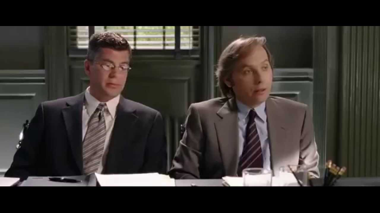 Wedding Crashers The Divorce Court Scene