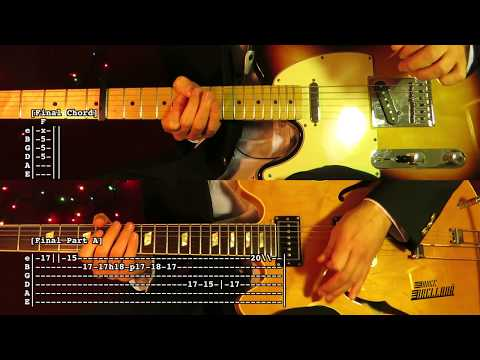 Something Good Can Work  Two Door Cinema Club   Guitar Tab Tutorial &