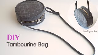 DIY Tambourine Bag | Quilted R…
