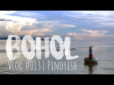 FROM TINY TARSIERS TO FAMOUS CHOCOLATE HILLS | BOHOL #13