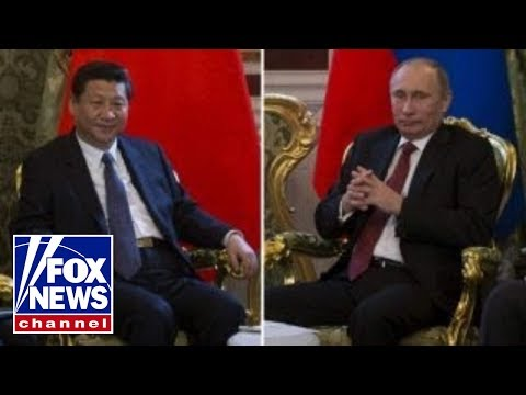 Eric Shawn reports: Russia and China