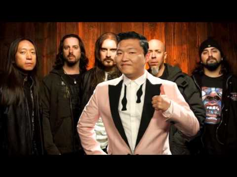 PSY vs Dream Theater   Gangnam Wither