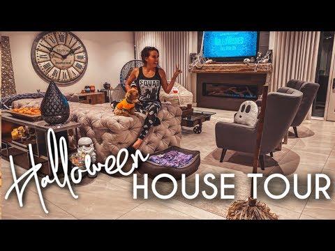 Halloween Decor House Tour