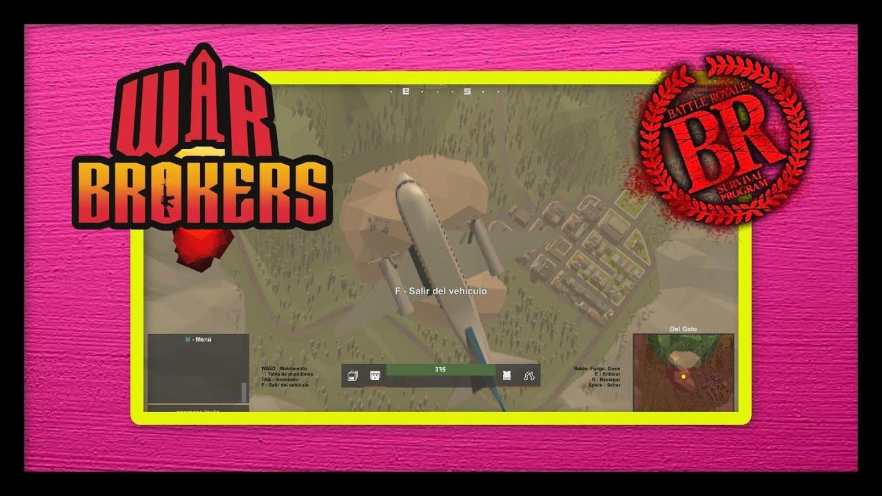 Nuevo Battle Royale War Brokers Juegalo Gratis Sin Descargar